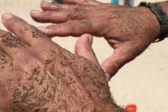 Varias playas uruguayas con bandera sanitaria por la presencia de una sustancia que se adhiere a la piel