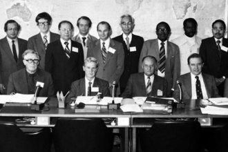 """Conmemoraron los 40 años de que """"el mundo se liberó de la viruela"""""""
