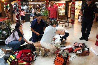 Hay tres detenidos tras la muerte del ladrón retenido por la seguridad de un shopping
