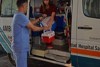 Realizaron la segunda ablación de órganos en lo que va del año en la provincia: beneficiará a dos pacientes