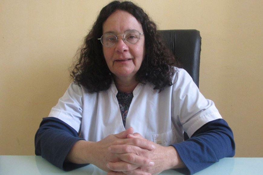 Doctora Graciela Ingold