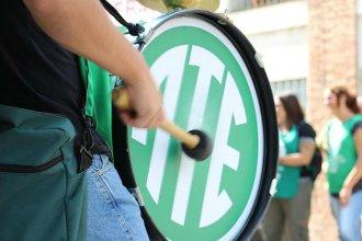 """Ante un """"absoluto silencio"""", ATE exigió """"urgente"""" apertura de la paritaria provincial"""