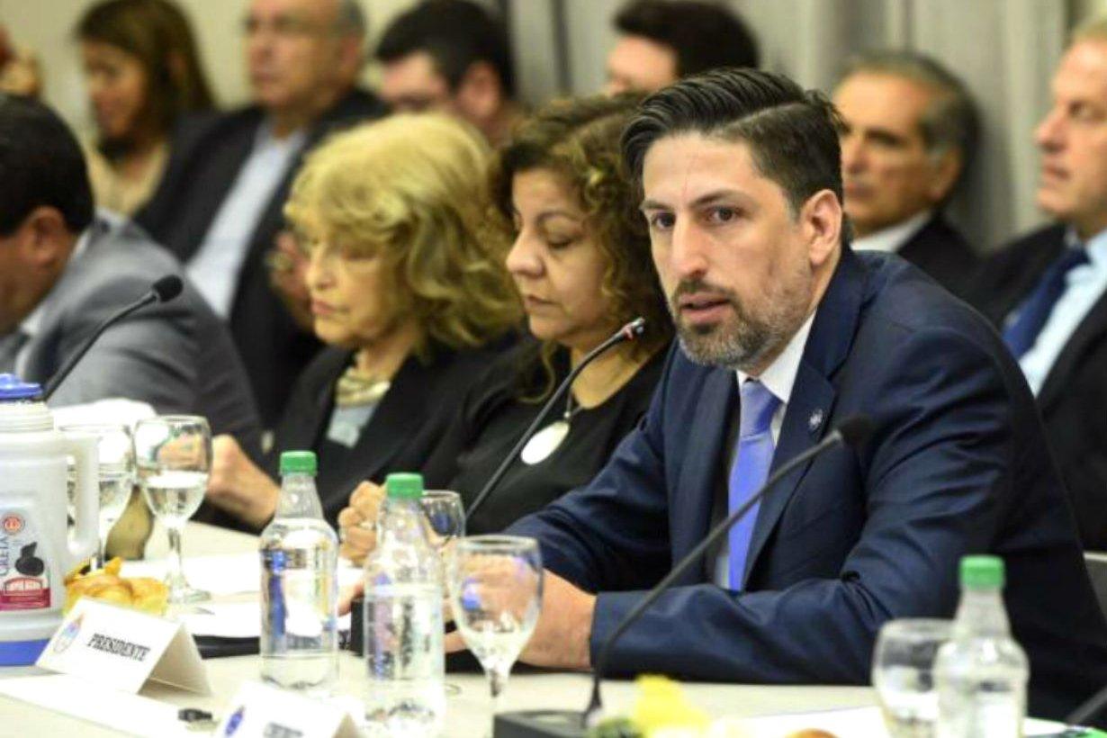 Ministro de Educación Nacional, Nicolás Trotta
