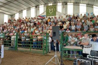 Unos 500 productores volvieron a rechazar la suba a las retenciones en Villaguay