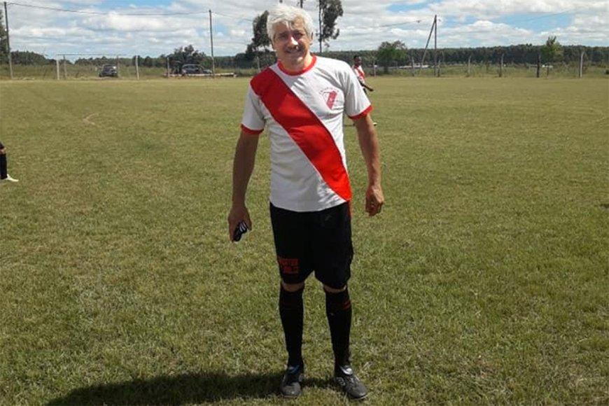Rubén Casas, el maratonista que falleció