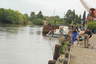 Prefectura encontró el cuerpo de un hombre flotando cerca de los galpones del puerto