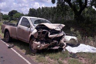 Fatal accidente en Puerto Yerúa: el conductor de la camioneta fue imputado por doble homicidio