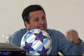"""""""Sea Andino o Spiazzi, hay que poner como tope 2 años en la presidencia"""", dice el candidato opositor de la Liga de Fútbol"""