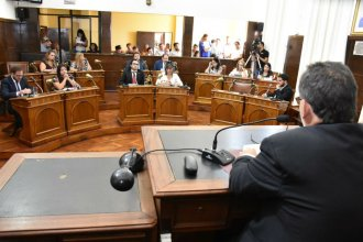 """Concejales oficialistas defendieron la decisión de Cresto y acusaron a los opositores de """"poner palos en la rueda"""""""
