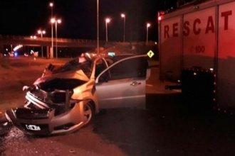 Identificaron a los 3 fallecidos en el accidente protagonizado por una camioneta de la empresa OCA