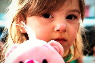 """""""Sigue estable y a la espera de una donación pediátrica"""", contó el papá de la niña de sólo 3 años"""
