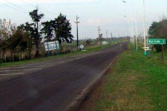 Murió al ser chocado cuando caminaba junto a su bicicleta hacia la ruta 18
