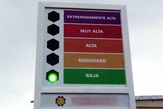 """Alerta por rayos UV: Playa entrerriana tendrá un """"solmáforo"""""""