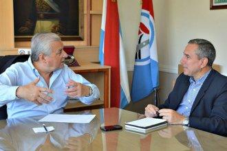 En CARU mandan los uruguayenses: Lauritto sucederá a Vazón como presidente de la Delegación Argentina