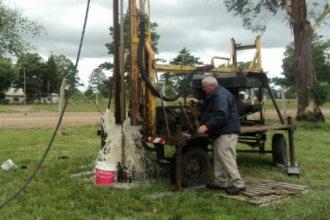 Para asegurar la provisión de agua a su población, el gobierno provincial asiste a San Jaime de la Frontera