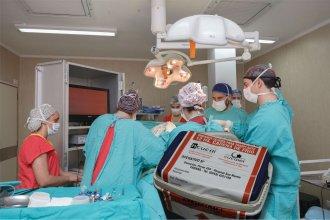 Una nueva donación de órganos en hospital entrerriano permitirá cuatro trasplantes