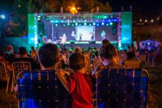 Aseguran que 30 mil personas disfrutaron de la Fiesta del Campamentista