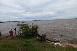 Prefectura Naval halló sin vida a un hombre que era buscado en el río Uruguay