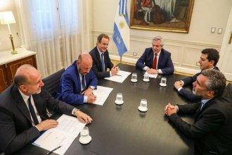 Anses cancelará millonaria deuda con la provincia tras acuerdo de Bordet con Fernández