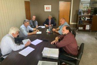 Autoridades de Iosper y Femer se reunieron por el sostenimiento del sistema de salud entrerriano