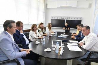 Continuidad de obras: el acuerdo que hicieron Bordet, Bahl, Cresto, Osuna y López Bernis