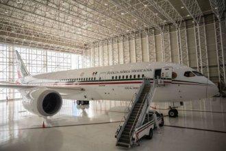 La rifa de un avión presidencial