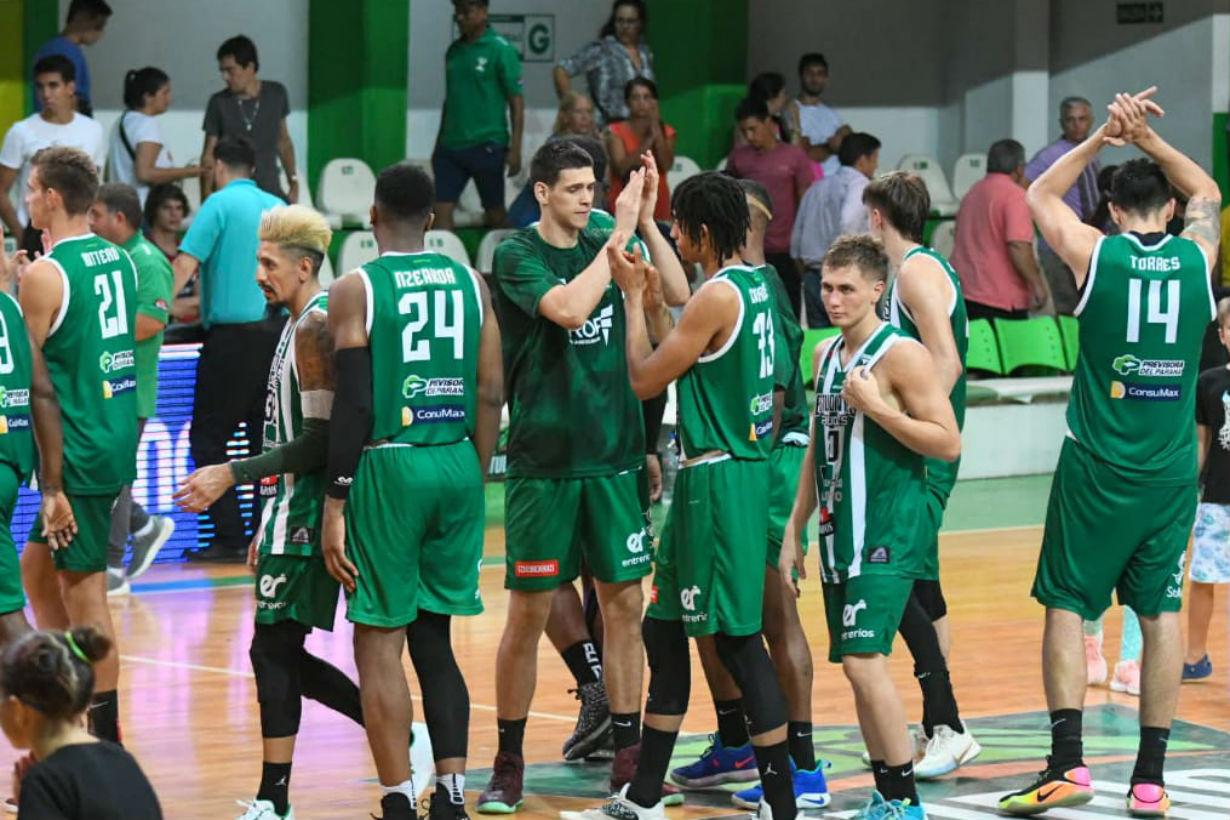 El Verde lleva 7 temporadas consecutivas en LNB.