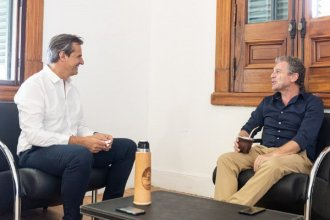 Abiertos al diálogo, un peronista y un radical aspirantes a la gobernación se mostraron juntos