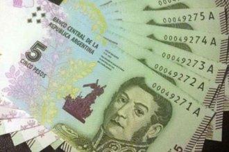 En Concepción del Uruguay, una campaña busca recolectar billetes de 5 pesos para ayudar a personas vulnerables