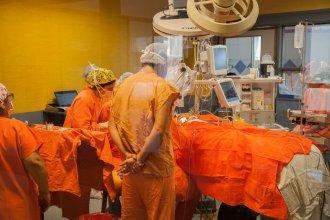 Realizaron una operación sin precedentes en el hospital San Roque a una niña de siete años