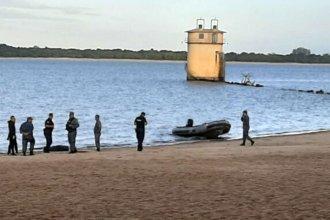 Al amanecer, encontraron el cuerpo de la argentina desaparecida en el río Uruguay