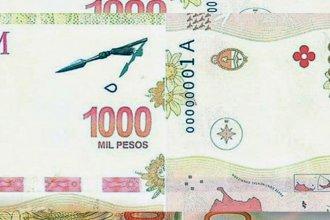¿Cuáles son las posibles caras nuevas del billete de 1.000 pesos?