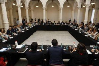 Funcionarios provinciales participaron de la reunión con Nación previa a la paritaria nacional docente
