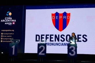 """""""Estamos muy contentos"""" dicen en DePro antes del partido histórico frente a River"""