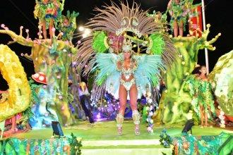 Con una panelista de tv como invitada especial, Concordia vivirá su 2° noche de carnaval