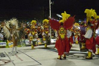 Imperdible galería de fotos con lo mejor de la segunda noche del carnaval