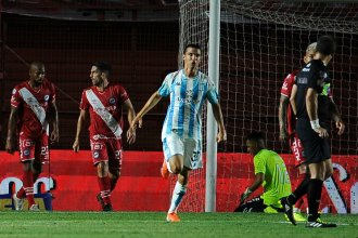 Video: el gol entrerriano que evitó que Racing cayera ante Argentinos
