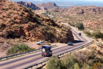 Familia entrerriana tuvo un accidente en una ruta de Mendoza