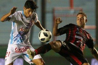 En un reñido partido de local, Patronato logró el empate y consiguió un punto ante Arsenal
