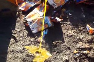 ¿Qué dijeron desde la empresa fabricante de jugo acusada de contaminar un arroyo en Entre Ríos?