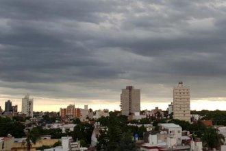 Rige un alerta por tormentas fuertes para una parte de la provincia