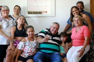 La historia de dos familias unidas hasta la médula