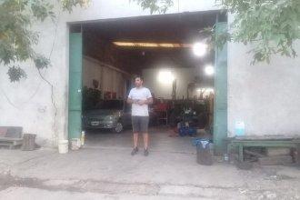 """""""Es como empezar de cero"""": mecánico sufrió el robo de 500 herramientas que valen medio millón de pesos"""
