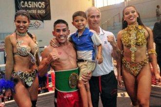 En una velada histórica, Entre Ríos logró dos nuevos títulos sudamericanos
