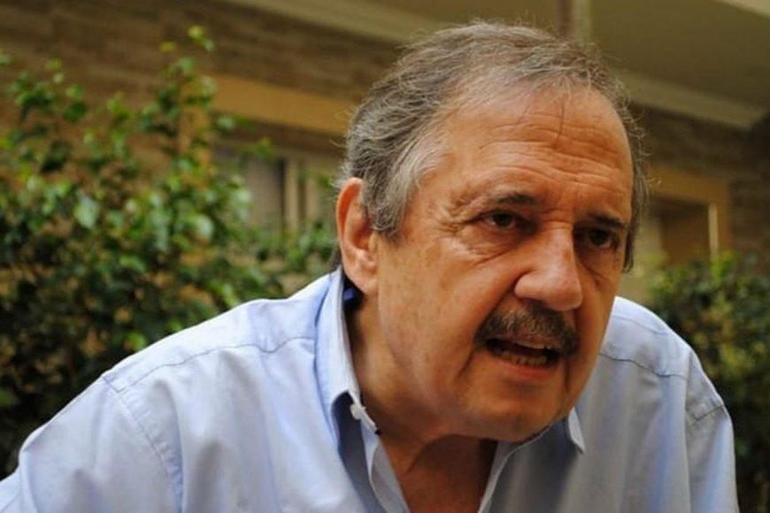 Alberto Fernández recibió al futuro embajador de España, Ricardo Alfonsín