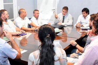 Francolini anunció reducción de gastos de funcionarios, auditorías internas y controles de horarios