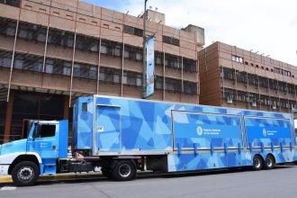 El camión del DNI móvil estará en La Histórica desde este miércoles y hasta el sábado