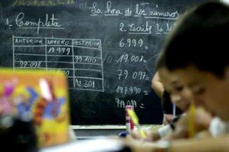 Habló el ministro de Educación: ¿Cuándo podrían volver las clases?