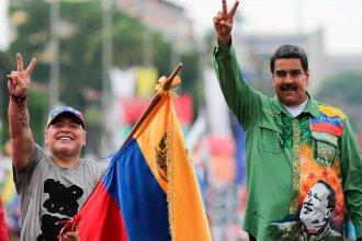Venezuela, prisionera de la geopolítica y el testigo mudo de Argentina