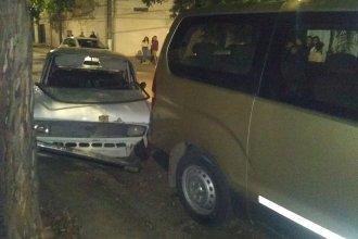 Con 1.66 de alcohol en sangre, condujo su vehículo y causó un choque múltiple